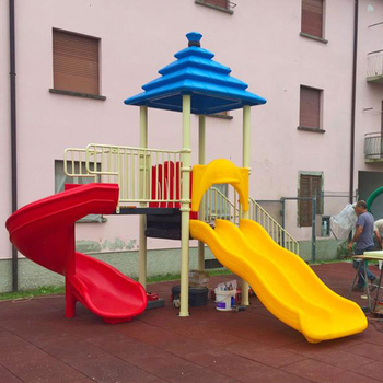 What are the advantages of customized children's slides? Why do investors prefer them?