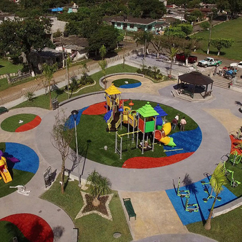 American children's playground design sharing(1)