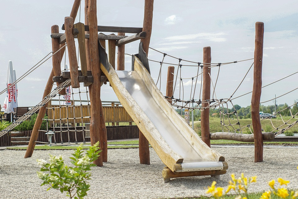 public playground equipment
