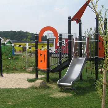 Design concept and innovation of preschool children's playground