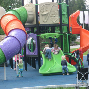 Choose high-quality outdoor children's amusement equipment manufacturers should pay attention to these details